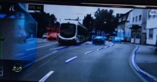 Mercedes Classe S Autonome - Speed