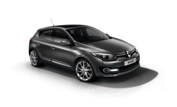 Renault Megane Berline 2014