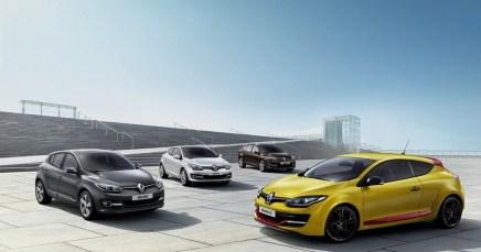Renault Megane famille 2014