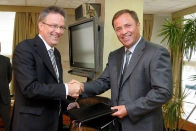 Renault signe avec AvtoVaz