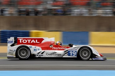 AUTO - LE MANS 24 HOURS TEST DAY 2012