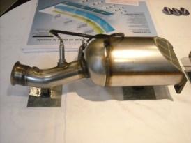 pot d'échappement filtre à particule (3)