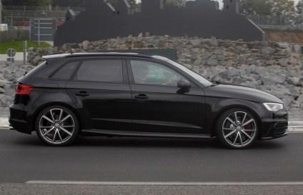 Audi RS3 2014-2015 mulet