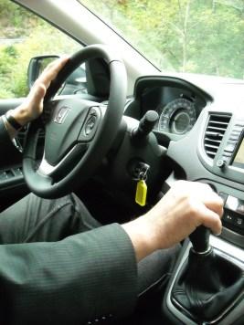 Conduite Honda CR-V (3)