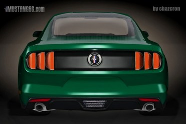 Ford Mustang Mk7 2014-2015