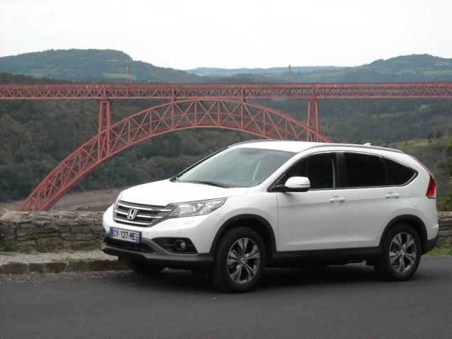 Honda CR-V Viaduc Garabit (11)