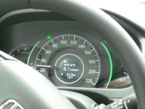Intérieur Honda CR-V (17)