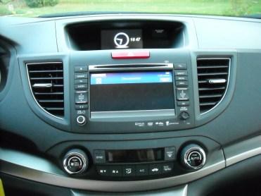 Intérieur Honda CR-V (2)