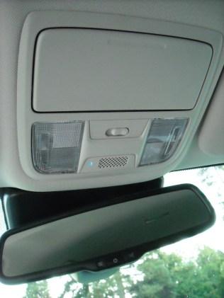 Intérieur Honda CR-V (7)