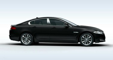 Jaguar XF Black edition