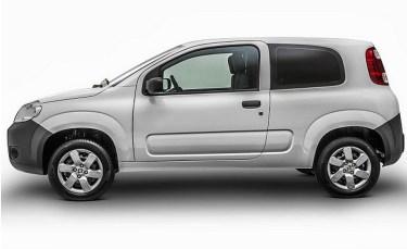 Novo Fiat Uno Van