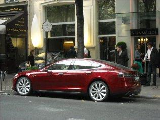 TESLA Model S Paris Septembre 2013 (45)