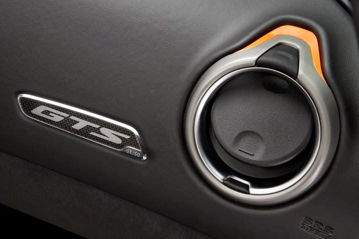 2014 SRT 2014 SRT Viper GTS Anodized Carbon Special Edition 8