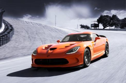2014 SRT Viper Time Attack