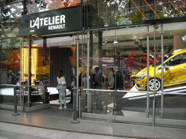 Atelier Renault Sport Addict