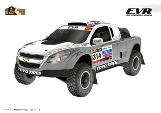 Chevrolet EVR Proto
