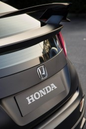 Honda Civic Turbo 2015