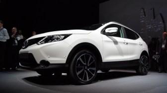 Nissan Qashqai 2014 Launch2