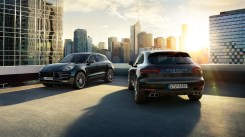 Porsche Macan Turbo