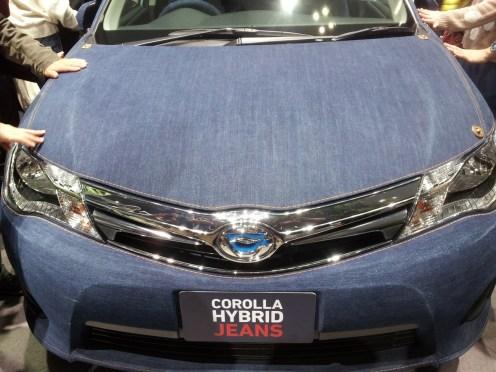 Toyota Corolla Tokyo 2013