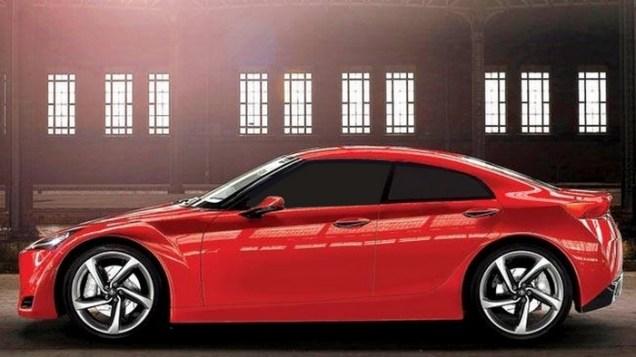 Toyota GT86 Sedan