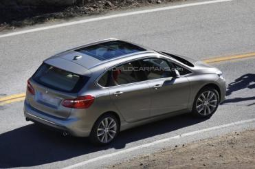 BMW Serie 1 GT ou Active Tourer