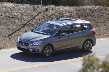 BMW Serie 1 GT ou Active Tourer