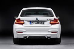 BMW Serie 235i Accessoires M Performance