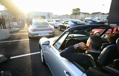Jubilé 911 - Rallyes