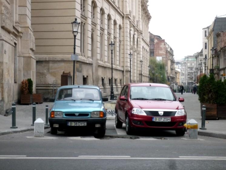 Dacia 1310 & Logan X90