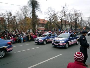 Dacia X52 Ziua Marii Uniri