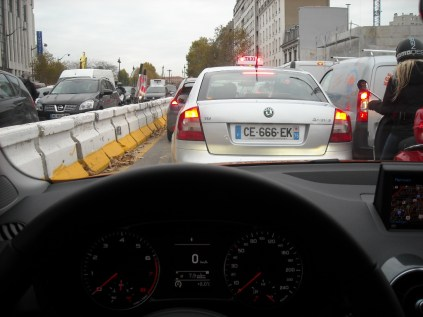 Essai Audi A1 - circulation parisienne (8)