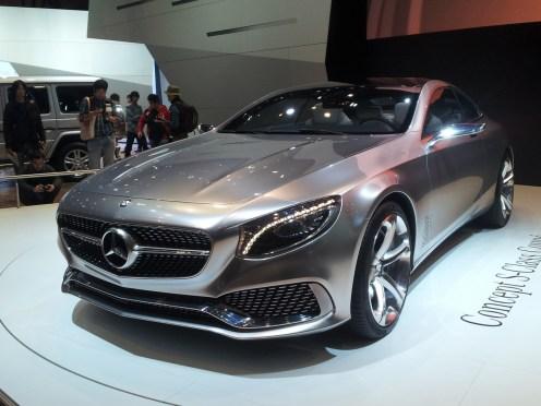 Mercedes Classe S Coupé Concept-2