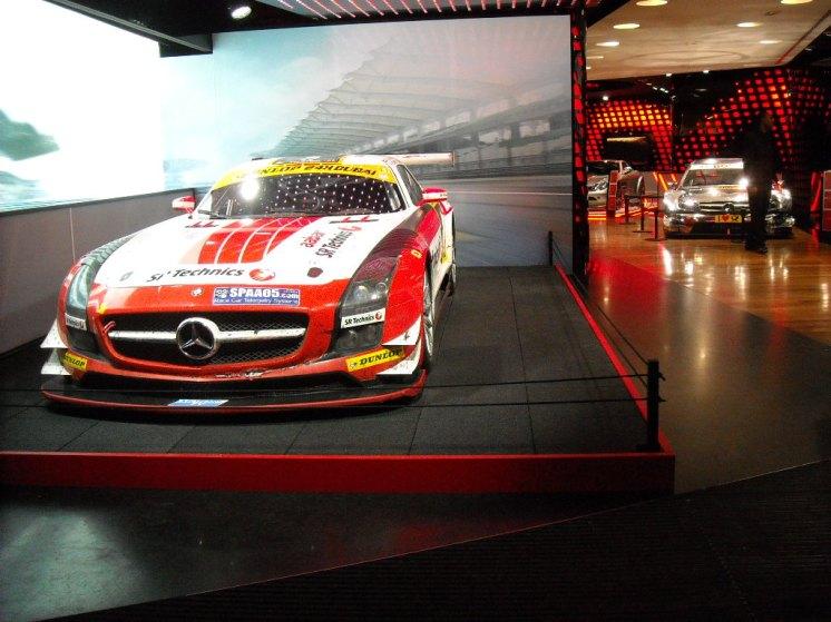 Mercedes Racing Stars