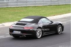 Nouvelle Porsche 911 Targa 2014-2015