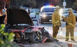 Paul Walker accident