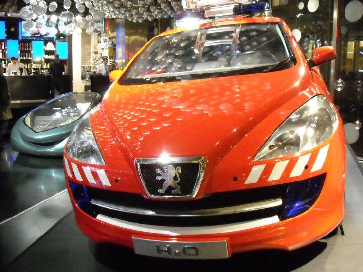 Peugeot H2O Concept car (6)