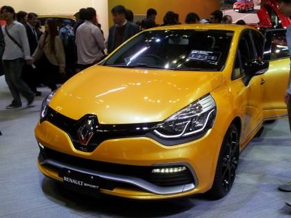 Renault Lutecia_Clio RS