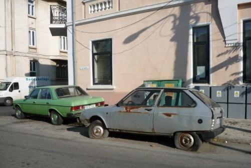 România mașină 15