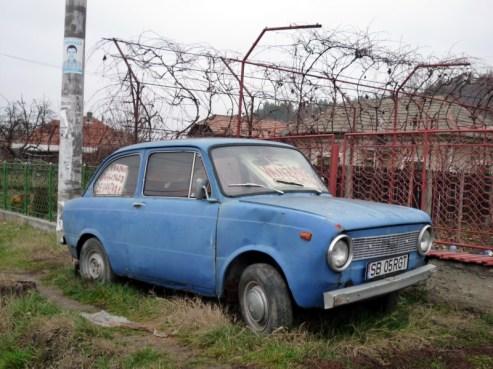 România mașină 23