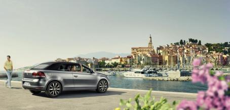 VW Golf Cabriolet Karmann
