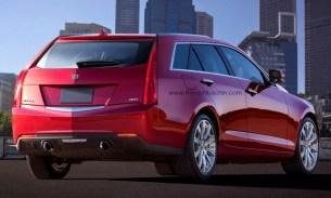 Cadillac ATS Sport Wagon par T