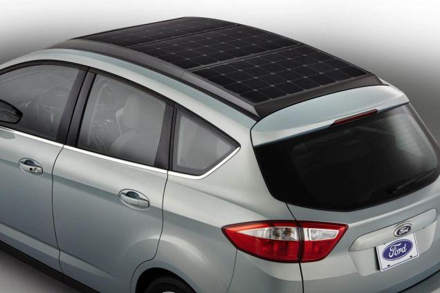 Ford C-Max Solar Energi (4)