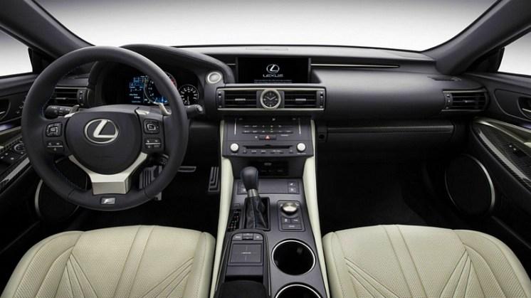 Lexus RC-F 2015.5