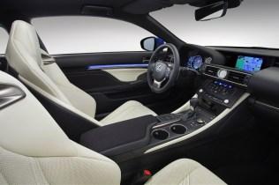 Lexus RC-F 2015.8