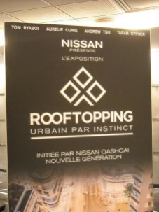 Nissan Qashqai Rooftopping (1)