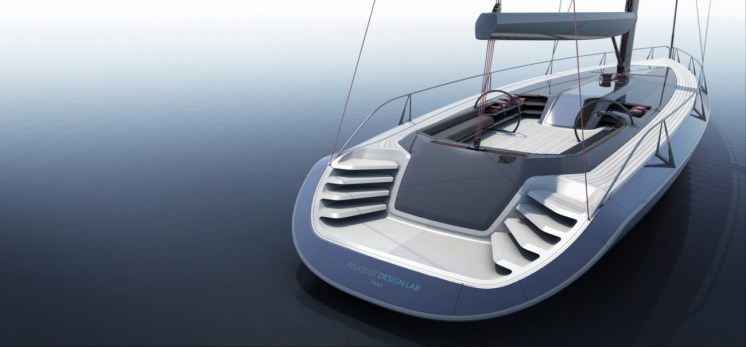 Peugeot Design Lab Yacht