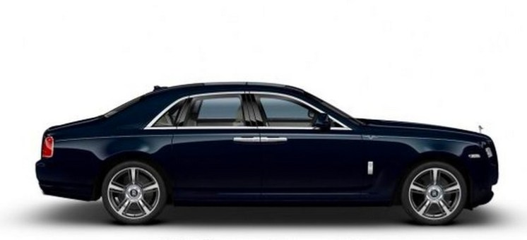 Rolls-Royce-Ghost-V Spec-Edition
