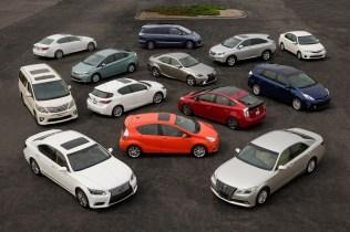 Toyota Hybrides - 2