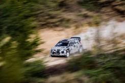 i20 WRC October Gravel Test 2